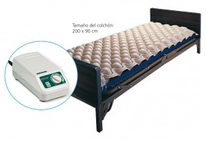 Colchón de aire + compresor