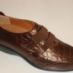 Calzado de piel elástica para señora 194