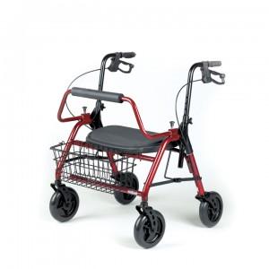 Caminador maxi rolator